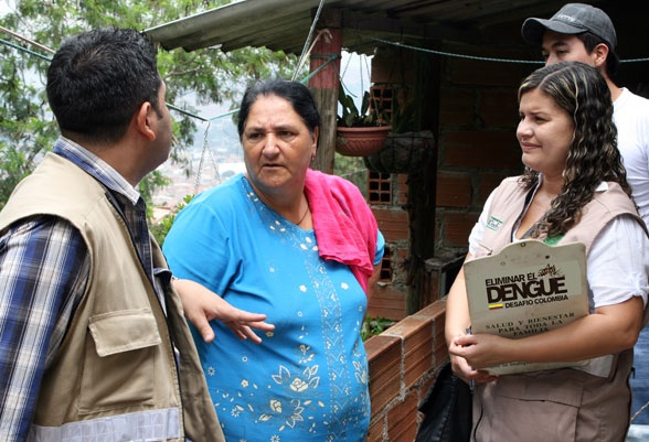 Colombia   Eliminate Dengue - A natural method to reduce ...